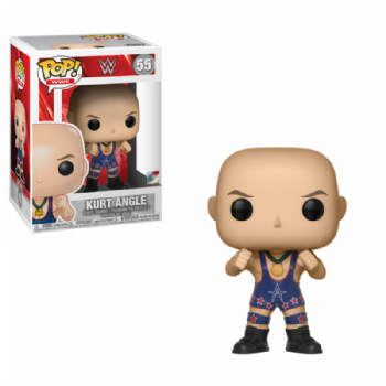 Pre-Order Funko Pop! Vinyl WWE : Kurt Angle Ring Gear Figure